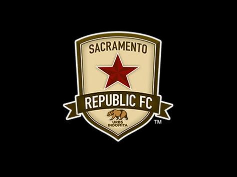 Gold to Scrimmage the Sacramento Republic of the USL