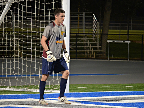 Gold's Connolly claims Player of the Week honors
