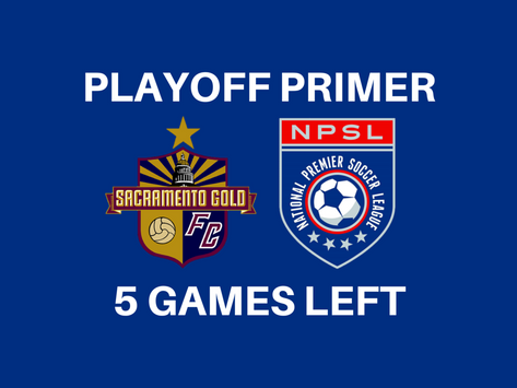 Playoff Primer: 5 Games Left