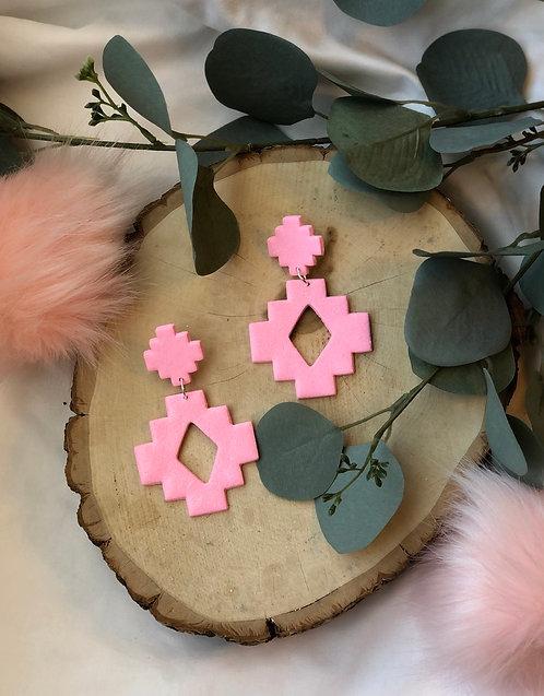 PREORDER Western Stars in Sparkly Pink