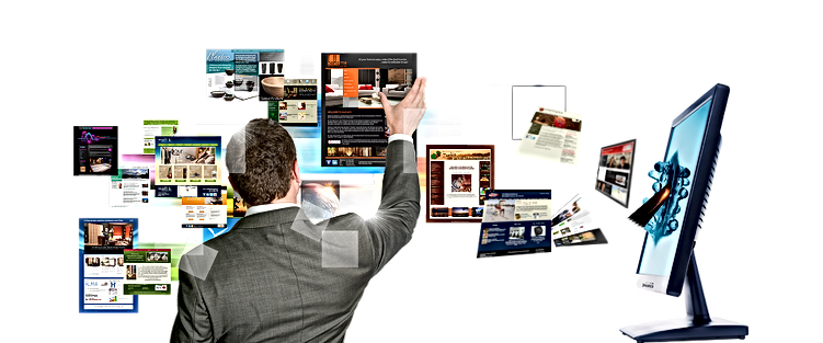 Imprint3 will manage your website for you.