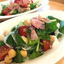 サラダほうれんそうとひよこ豆のホットサラダ.jpg