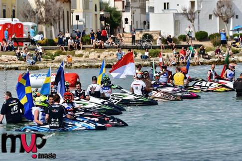 Championnat du Monde 2017 Aquabike UIM - Porto-Cesareo