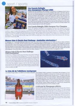 La GAzette Sept-oct 2019