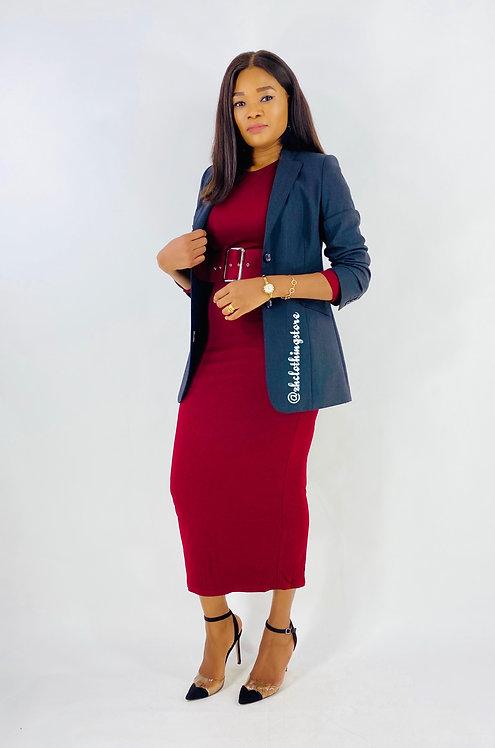 Eliana Midaxi Dress