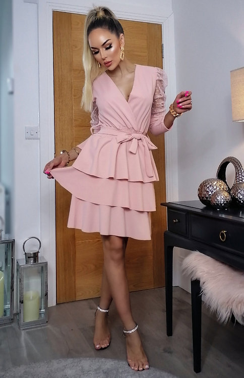 Callie Tiered Dress