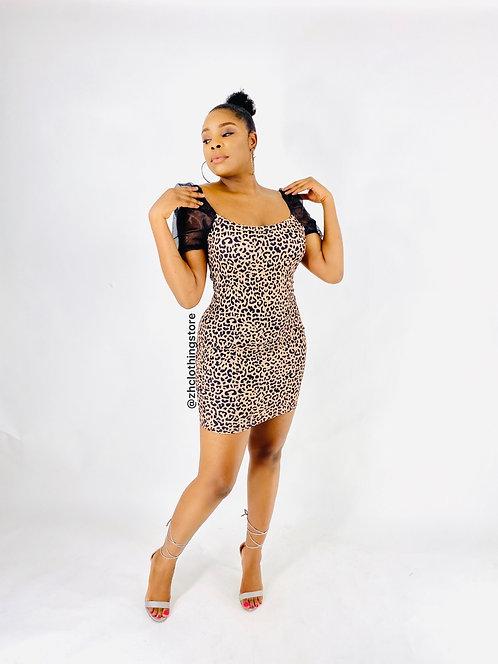 Margo Mesh Dress