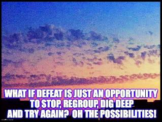Rethinking Defeat
