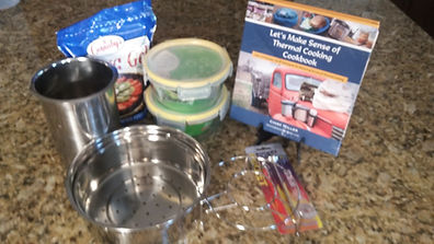 Thermal Cooker Complete Accessory Kit