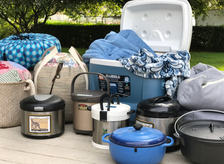 Types of Thermal Cookers