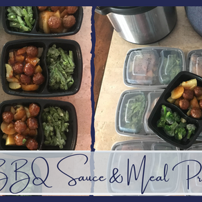 BBQ Sauce & Meal Prep in the Thermal Cooker