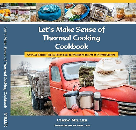 Let's Make Sense of Thermal Cooking Cookbook
