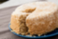 Thermal cooker coconut cake