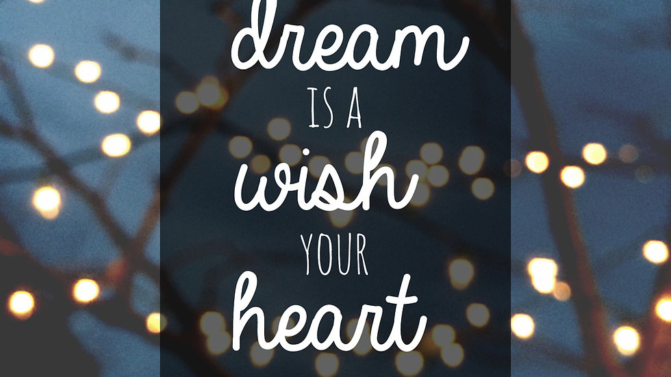 A Dream is a Wish Your Heart Makes - Advanced Piano Duet Sheet Music
