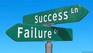 Failure:  Not the End, but a New Beginning