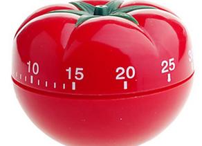 Pomodoro-tekniken hjälper dig att genomföra