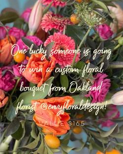 Prize from Envy Floral Design