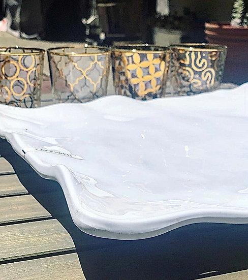 A Platter That Waves