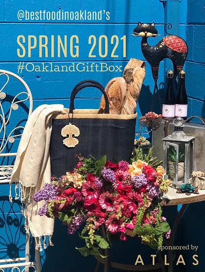 BFiO's Spring 2021 #OaklandGiftBox