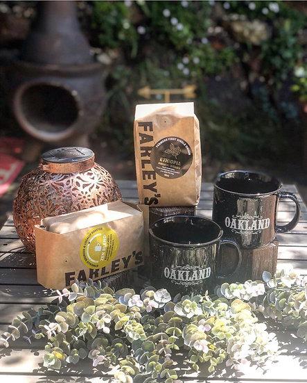 Oakland Campfire Mug