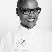#JustCurious with Chef Tanya Holland