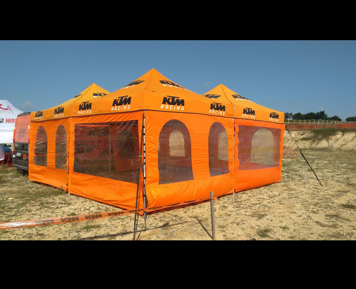 3x3 Katlanır Tente