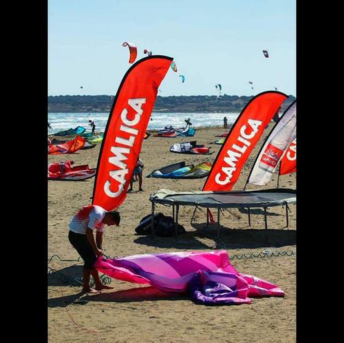Kanat Bayraklar Plaj