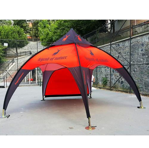Metal Dom Tente