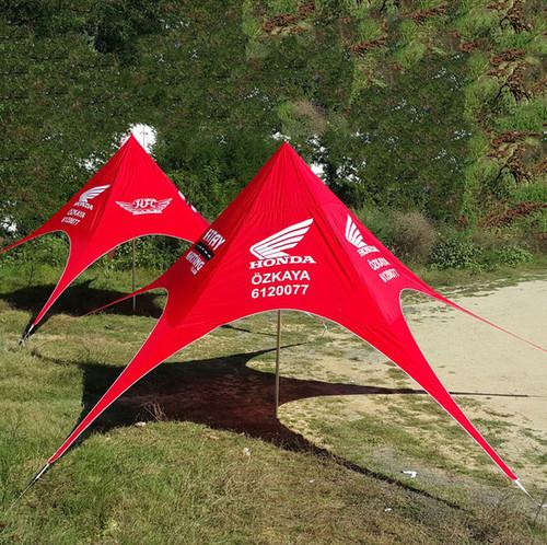 Yıldız Tente Redbull Tentesi