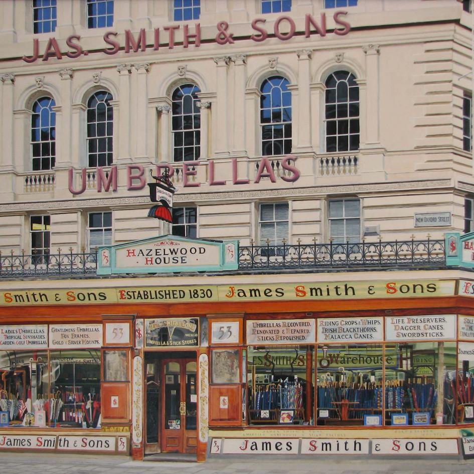 London Umbrella Shop