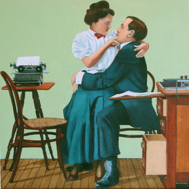 The Secretary and the Clerk