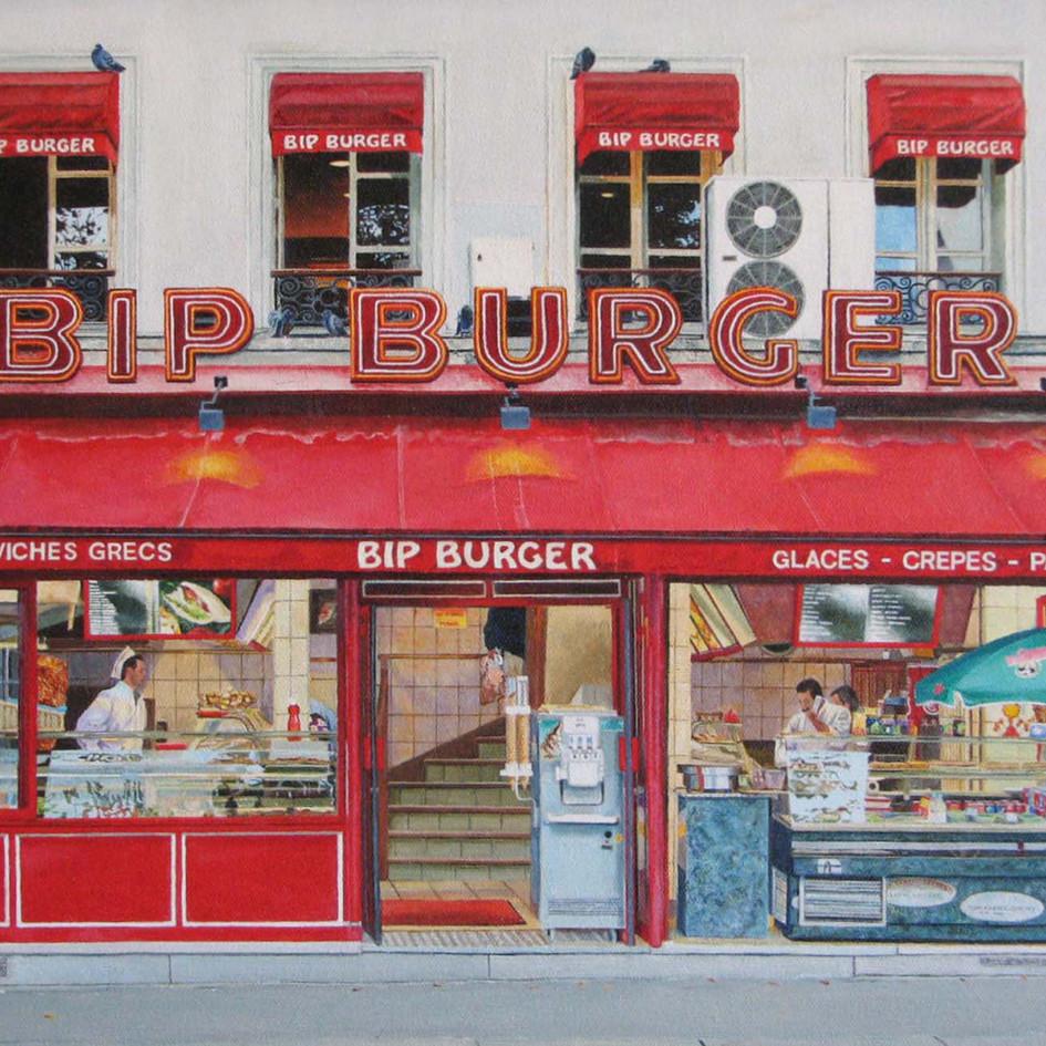 Bip Burger Paris
