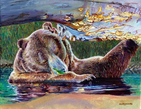 The Bear and the Bird 2