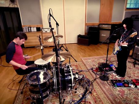 exfan en directo en los estudios rockaway