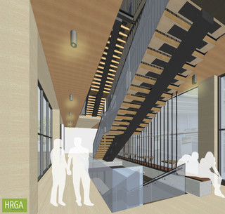 730 I Office building - Lobby Concept
