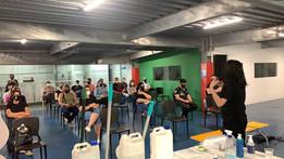 Protocolo para o retorno às aulas presenciais foi apresentado aos professores