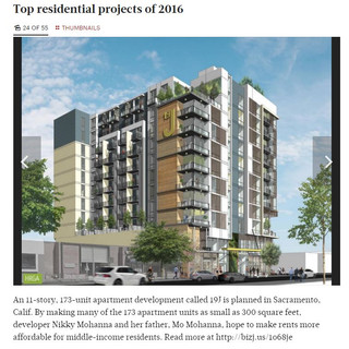 19J project named for 55 Top New Residential projects