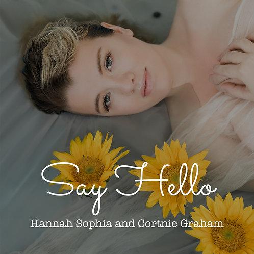 Say Hello - Digital Download