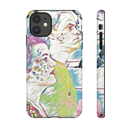 Hannah Sophia (and Lance Too.) Watercolor iPhone 11 Case
