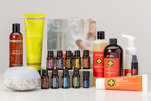 doTERRA Healthy Home Enrollment Collection