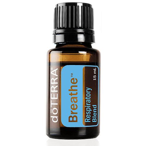 doTERRA Breathe Essential Oil - Eucalyptus Oil Free Today