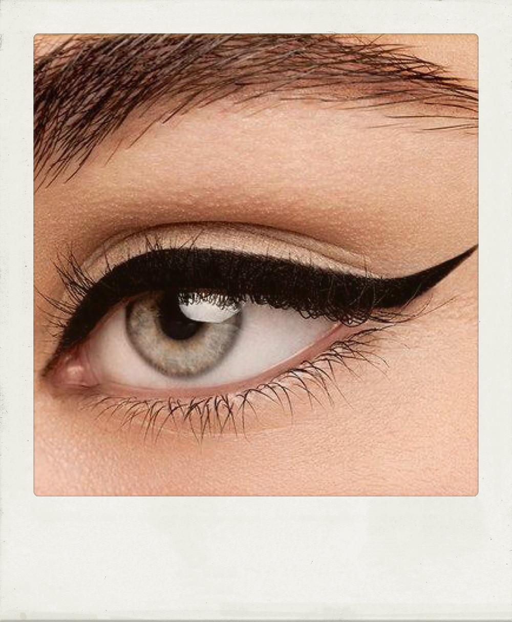 black eyebrows, dark brows, eyebrows, filling in brows
