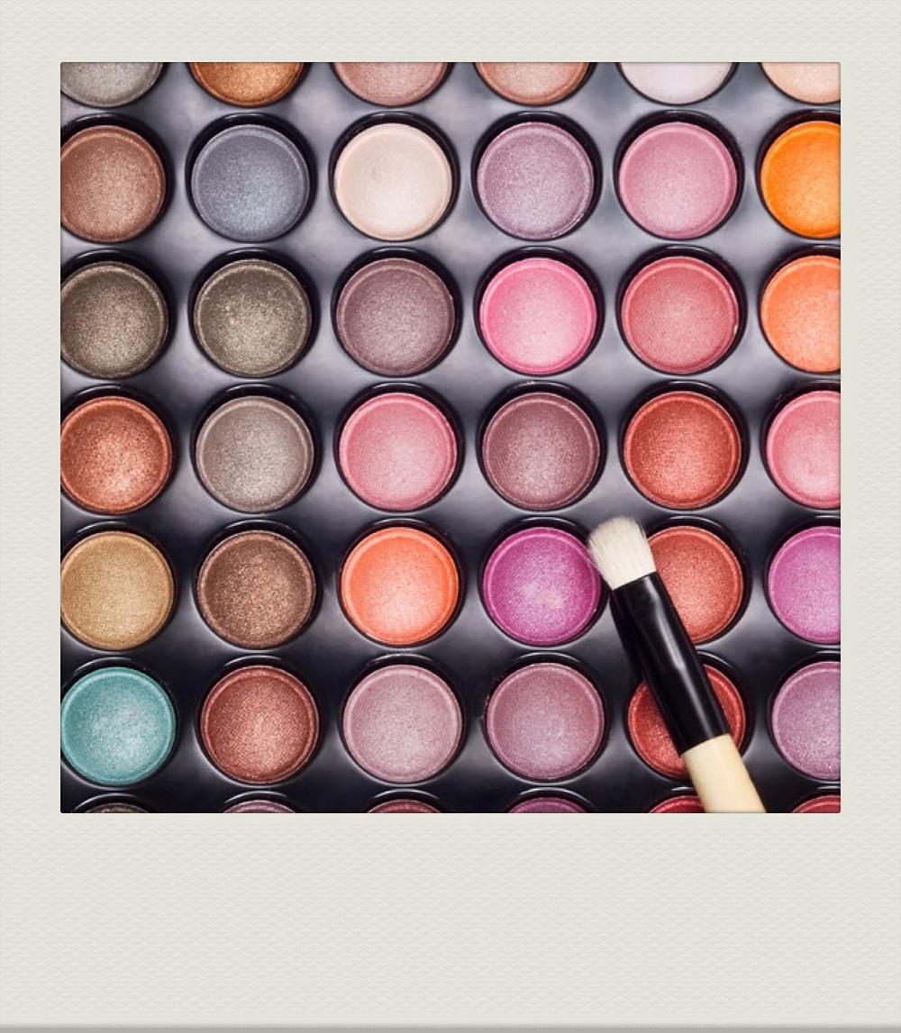 baking makeup, baking powder, baking face