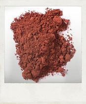 loose pigment