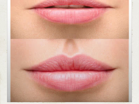 """How do I make my lips look bigger?"""