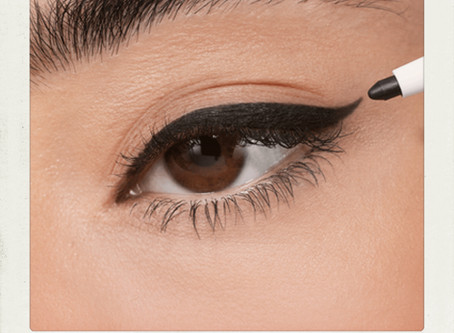 """""""Is there a big difference between black & brown eyeliner?"""""""