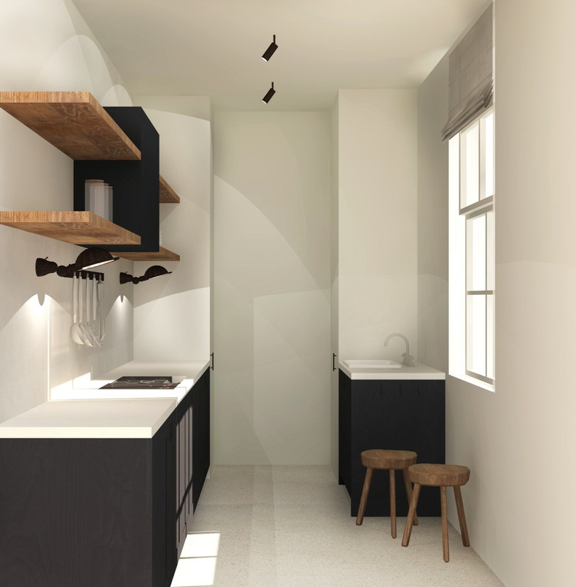 143%20Albion%20Drive_kitchen_blackwhite_