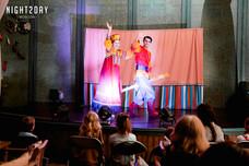 """интерактивный выездной театрализованный спектакль для детей """"Масленица"""" - Театр Алфа в павшинской пойме"""