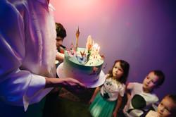 Торжественный вынос торта