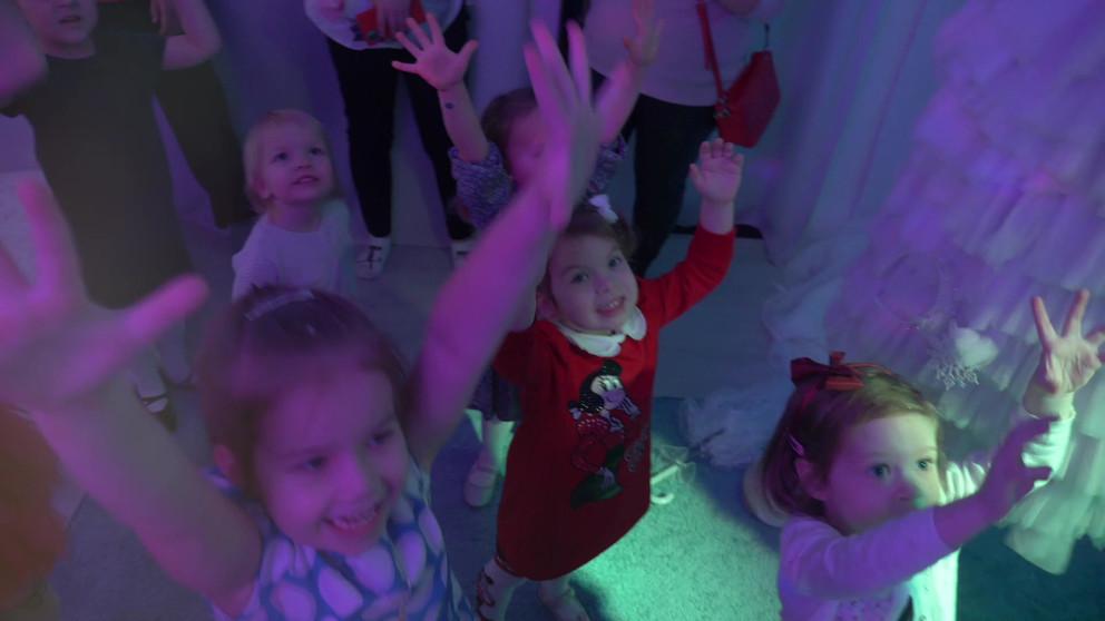 Снежное чудо - новогодний детский спектакль